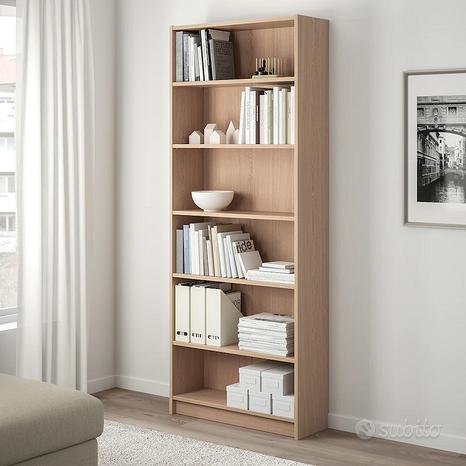 Libreria 160cm x 59cm (sporgenza 25cm)