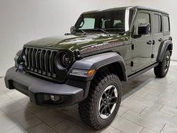Jeep Wrangler Unlimited 2.0 Turbo Rubicon