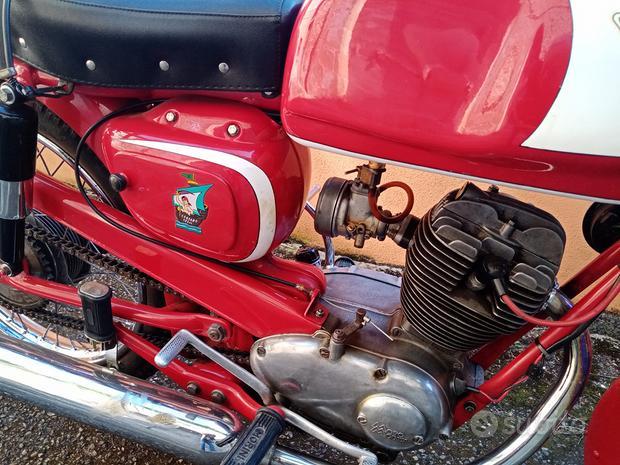 Moto d'epoca Morini Corsaro 125 cc