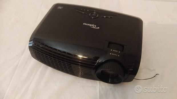 Optoma full hd videoproiettore home cinema