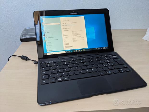 Samsung 700T 2in1 Tablet-PC i5,4GB,128GB SSD,Win10