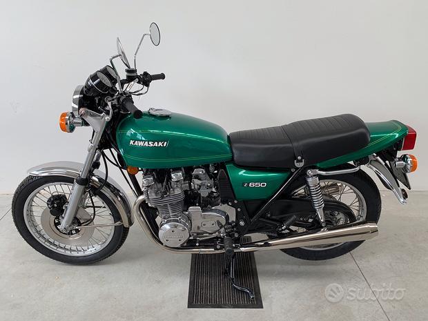 Marmitte Kawasaki Z650 B 78