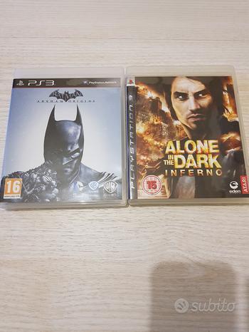 Batman Arkham origins + Alone in the dark inferno