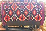 Sottosella Western da show lana e pad feltro