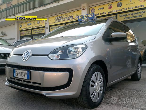 Volkswagen up! 1.0 68cv 5pt. Eco Move Up! (Metano)