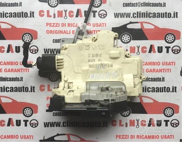 Serratura post sx VW Passat 2007 3CA839015