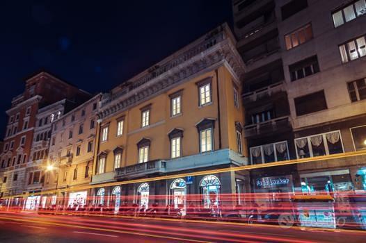 Galleria Rossoni Corso Italia Trieste