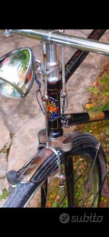 Bicicletta Bianchi Zaffiro 1947