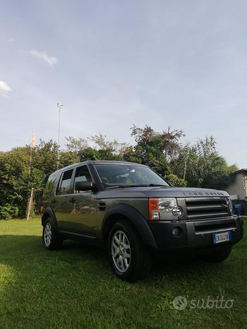 LAND ROVER Discovery 3ª serie - 2007
