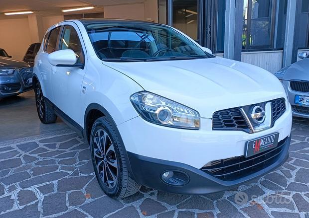 Nissan qashqai 2.0 diesel 150 cv *automatica