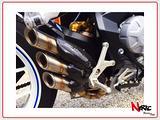 Scarico Silmotor Inox titanio MV AGUSTA 675 800