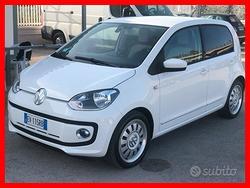 Volkswagen up 1.0 mpi 75cv white automatica 2014