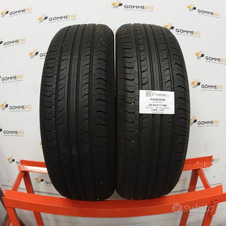 Gomme estive usate 225/60 17 99H