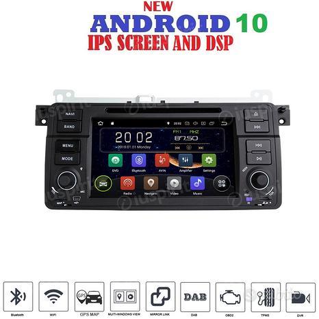 ANDROID GPS DVD USB autoradio navigatore BMW M3