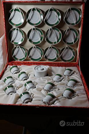 Set da caffe in porcellana Liezen