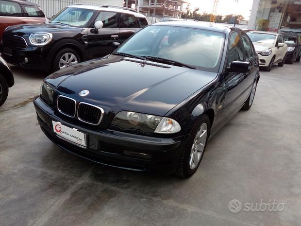 BMW 320D 136 cv unico proprietario 100.000KM