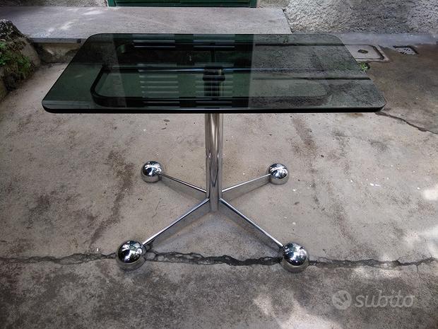Tavolino da caffè Allegri regolabile altezza