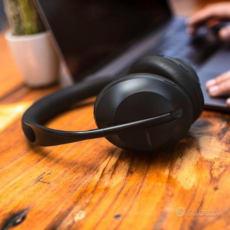 BOSE® NOISE CANCELLING 700 cuffie bluetooth