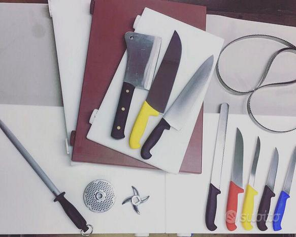 Vendita coltelli usati affilati