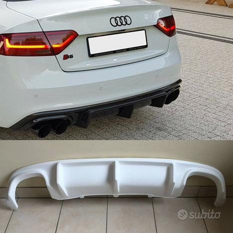 Audi a5 coupe 2012-2015 restyling diffusore s5