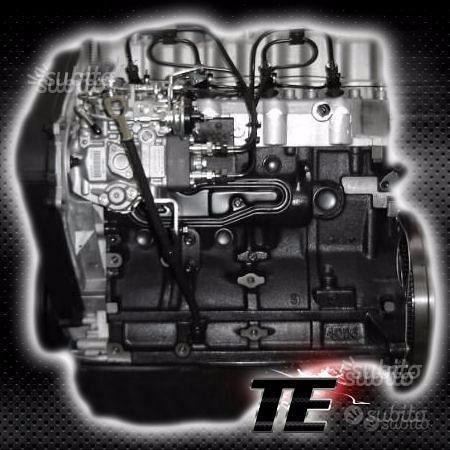 Motori rigenerati Mitsubishi Pajero/l200 4D56