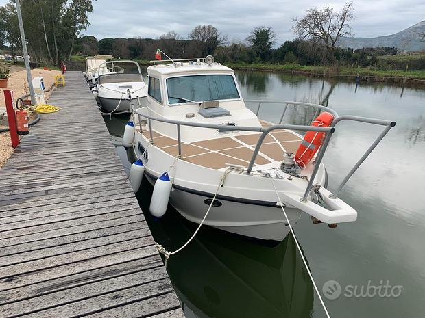Barca calafuria 24
