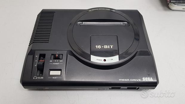 SEGA Mega Drive 1 16 BIT PAL originale perfetta