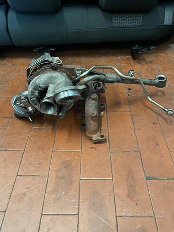 Turbina motore Volkswagen Golf 6 1.6 TD CAY