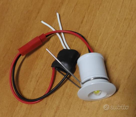 Faretto punto luce 1,5W