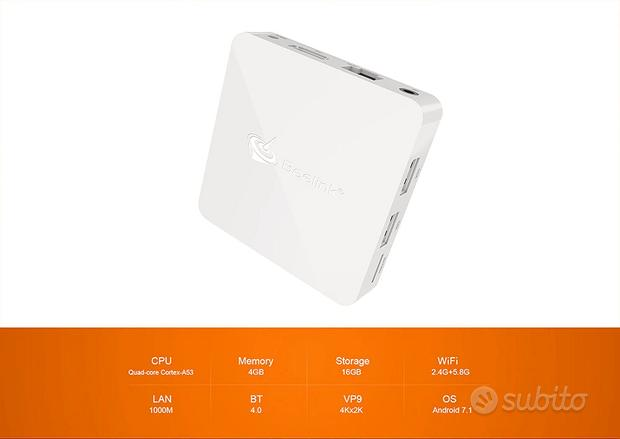 Android smart TV Box Beelink A1