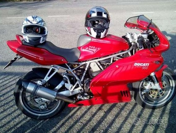Special Titanium Roadsitalia Ducati Supersport