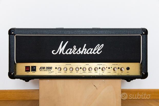 Marshall JCM 2000 DSL 100W Dual Super Lead