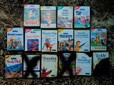 14 Giochi Cartucce Sega Master System (1987)