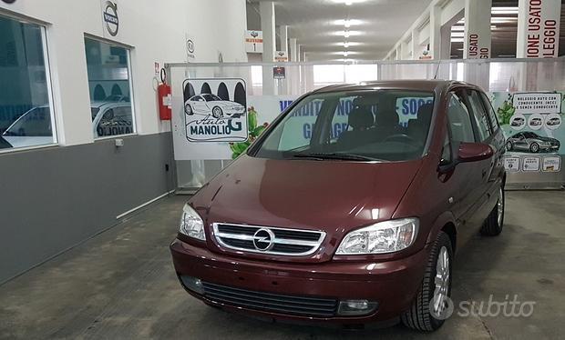 Opel Zafira 2.0 Diesel Navigatore Full