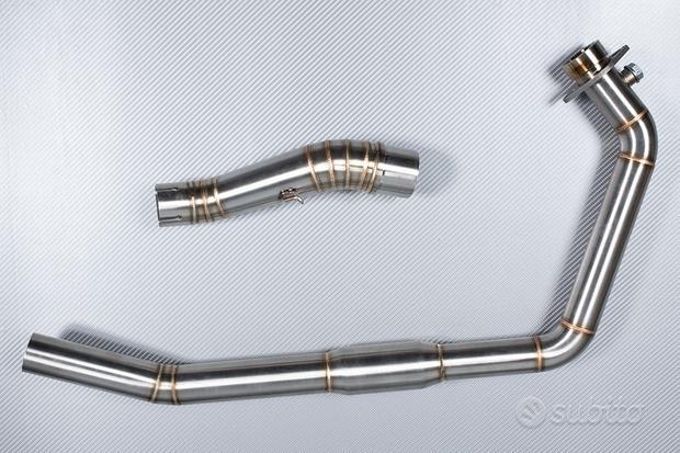Scarico completo Honda CBR 250 300 R 2011 13 16