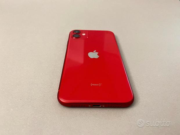 IPhone 11 128gb Rosso