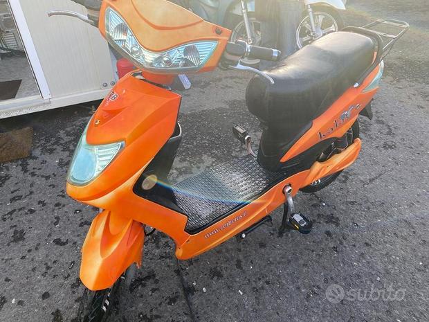 CRB Kalat bicletta elettrica con pedala assistita