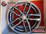 Cerchi Audi Rs6 a3 a4 a5 a6 q2 q3 q5 tt 18 pollici