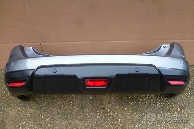 Paraurti Posteriore per Nissan X Trail con Sensori