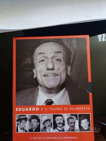 Eduardo de Filippo e il teatro di Scarpetta DVD or