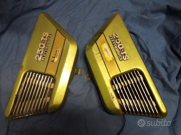 Fianchetti originali guzzi 250 ts