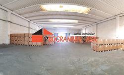 Pomezia capannone 1000 mq h 7,50 piazzal uffici wc