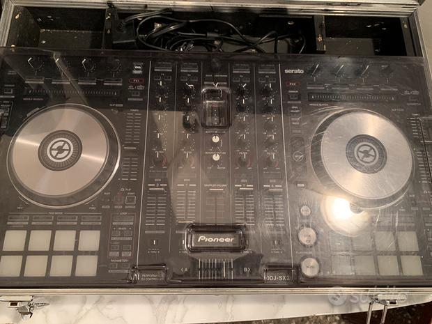 PIONEER SX2 console DJ+ case e dec a 800e.u.r.o