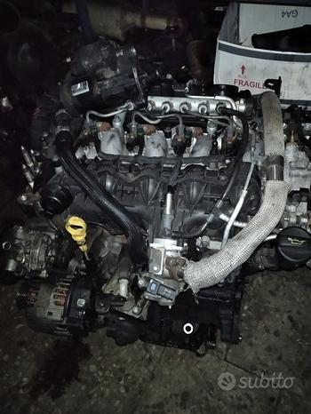 Motore 4HN ricambi