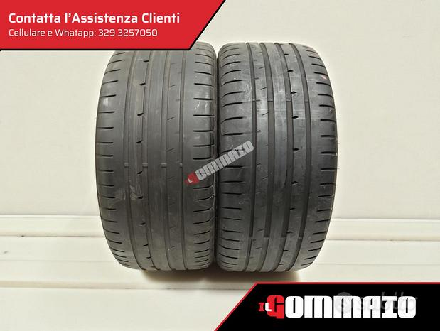 Gomme usate 265 40 R 20 GOODYEAR ESTIVE