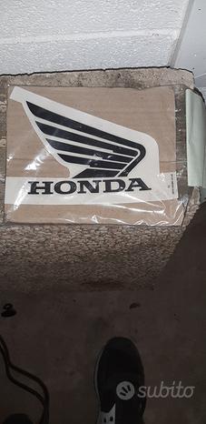 Adesivo serbatoio Honda hornet
