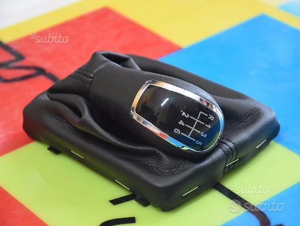 Audi a4 b8 allroad 10-16 pomello cambio manuale