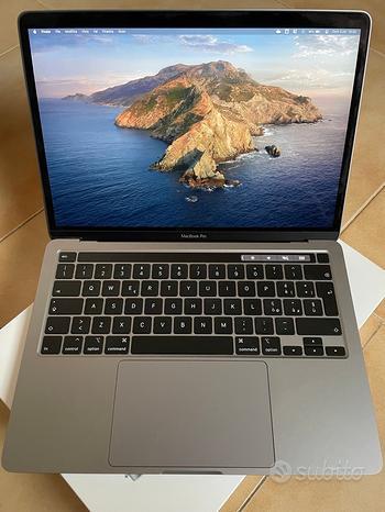 MacBook Pro 13 i7 potenziato