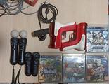 Playstation Move Ps Eye giochi PS3