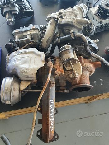 TWIN TURBO pompa iniettori BMW N47D20D F10 F11
